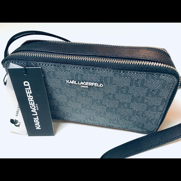 1da10fd76652d9 ⚡️FINAL SALE⚡️Karl Lagerfeld Paris Crossbody Bag